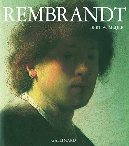 9782070118601: Rembrandt (French Edition)