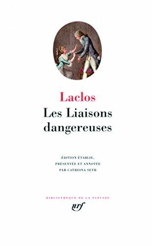 9782070119370: Les Liaisons dangereuses (Bibliothèque de la Pléiade)