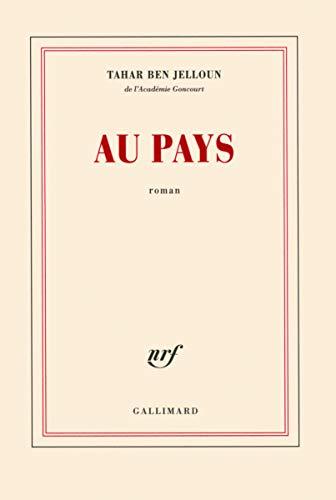 9782070119417: Au pays (Blanche)