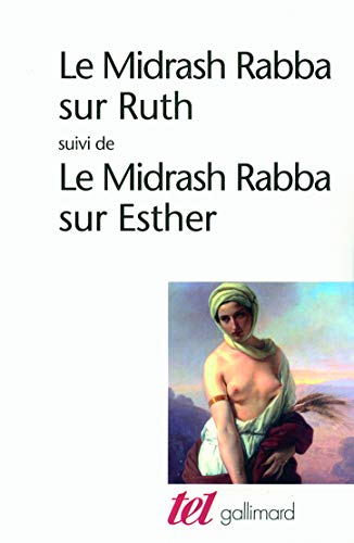 9782070120376: Le Midrash Rabba sur Ruth/Le Midrash Rabba sur Esther