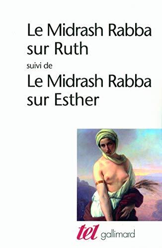 Le Midrash Rabba sur Ruth/Le Midrash Rabba