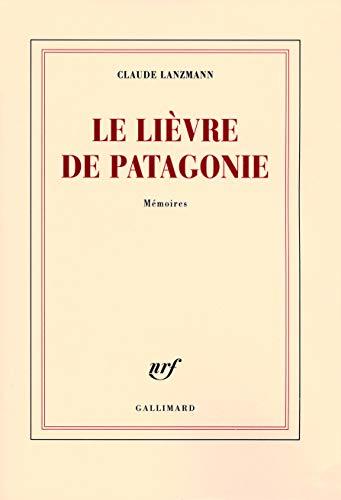 9782070120512: Le lièvre de Patagonie (Blanche)