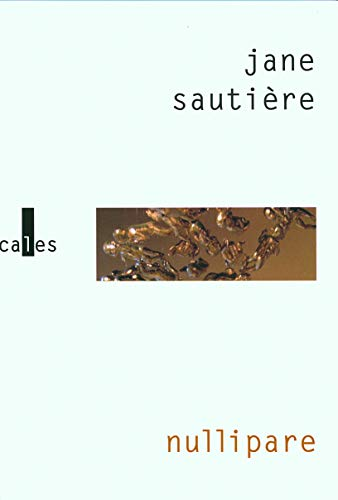9782070120604: Nullipare (French Edition)