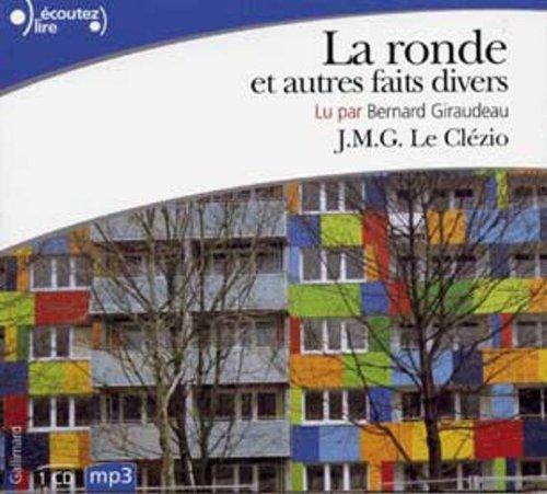 La Ronde et Autres Faits Divers CD (French Edition)