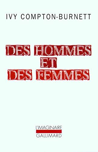 9782070121434: Des hommes et des femmes (French Edition)