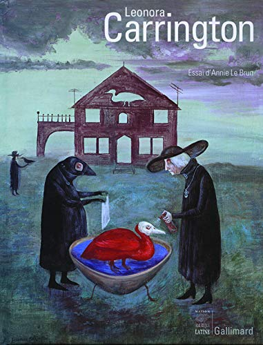9782070121649: Leonora Carrington: La mariee du vent (French Edition)