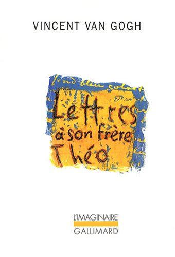 9782070121762: lettres à son frère Théo