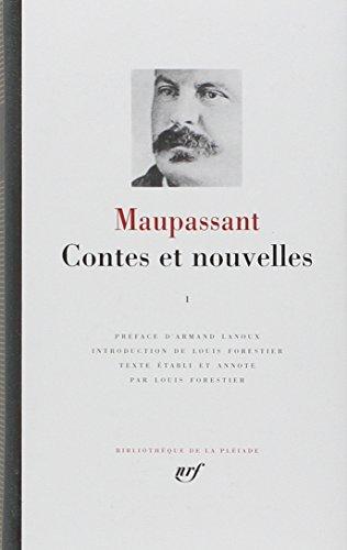 9782070122967: Contes et nouvelles I, II (Bibliothèque de la Pléiade)