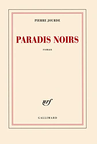 9782070123582: Paradis noirs (French Edition)