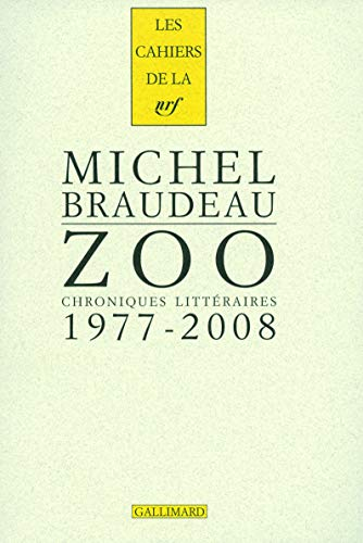 9782070124053: Zoo (French Edition)