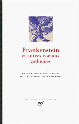 9782070124305: Frankenstein : Et autres romans gothiques