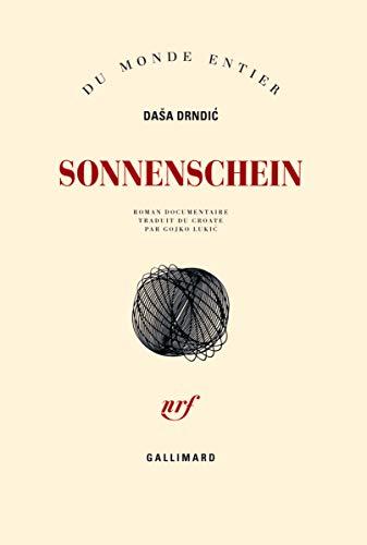 Sonnenschein: Roman documentaire