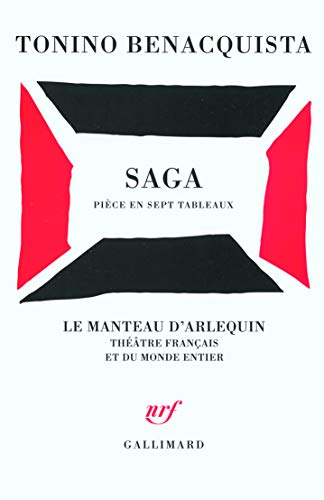9782070124688: Saga (French Edition)