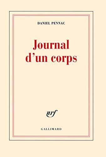9782070124855: Journal d'un corps (Blanche)