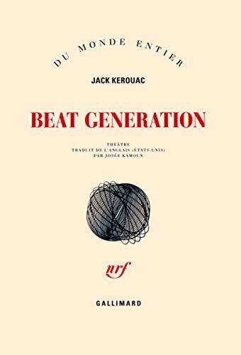 9782070125524: Beat Generation (Du monde entier)