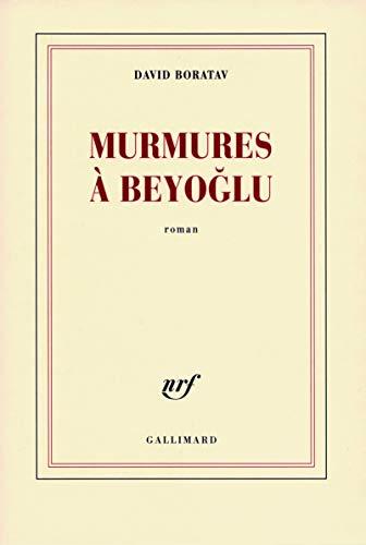 9782070126286: Murmures à Beyoglu