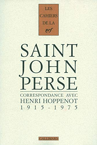9782070126408: Correspondance 1915-1975 (French Edition)