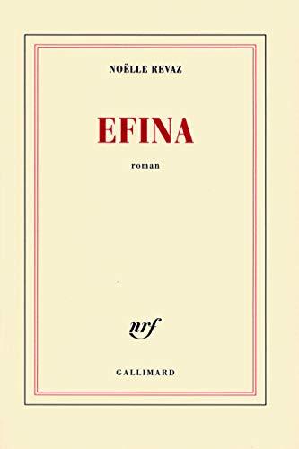 EFINA: Revaz, Noelle