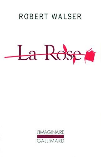 9782070126453: La Rose (French Edition)