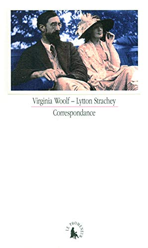 Correspondance (French Edition): VIRGINIA WOOLF, LYTTON STRACHEY