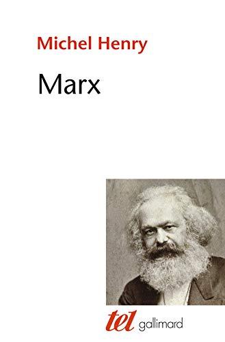 9782070127337: Marx (Tel)