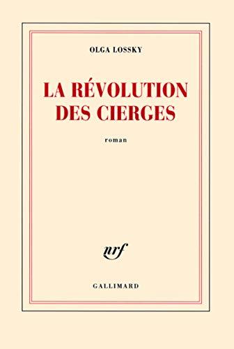 9782070127689: La révolution des cierges
