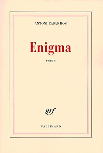9782070128037: Enigma