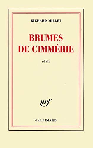 9782070128105: Brumes de Cimmérie (French Edition)