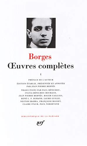 9782070128150: Oeuvres Completes T1 (Bibliotheque de la Pleaiade) (French Edition)