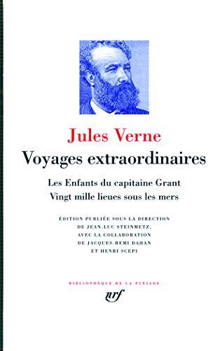 Voyages extraordinaires: VERNE, JULES