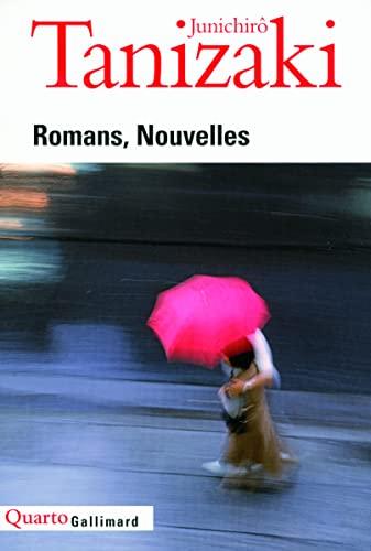 9782070129669: Romans - Nouvelles (Quarto)