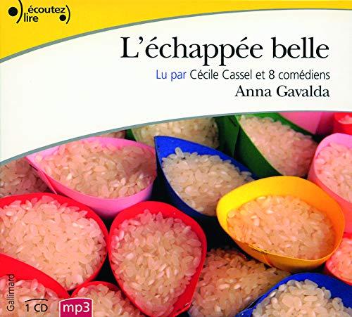 ÉCHAPPÉE BELLE (L') CD: GAVALDA ANNA