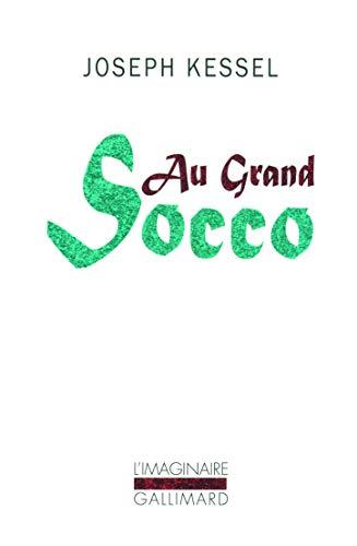9782070130955: Au Grand Socco (French Edition)
