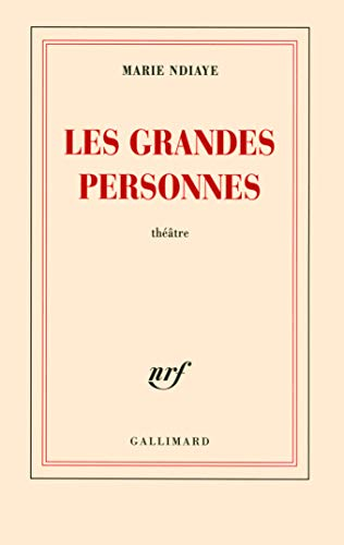 9782070131938: Les grandes personnes (French Edition)