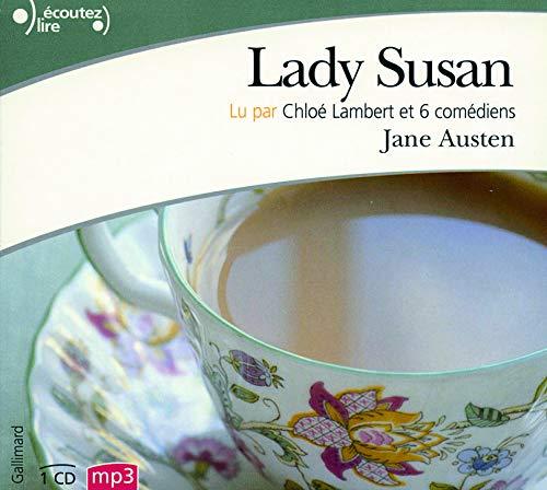 9782070132324: Lady Susan CD