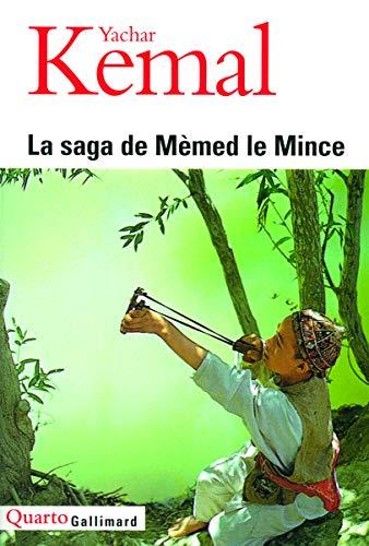 La saga de Mèmed le Mince (French Edition)