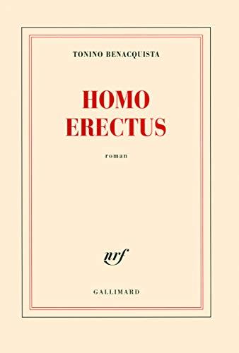 9782070132928: Homo erectus (French Edition)
