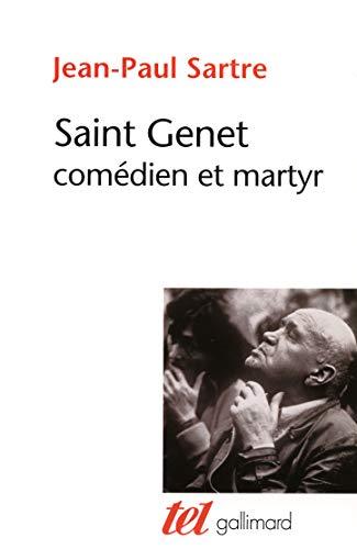 9782070133772: Saint Genet (French Edition)
