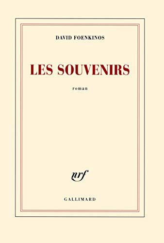 9782070134595: Les Souvenirs