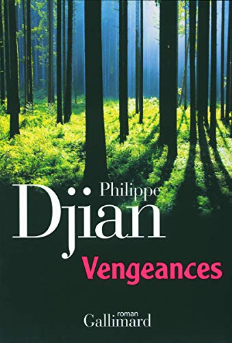 Vengeances (2070134792) by Philippe Djian