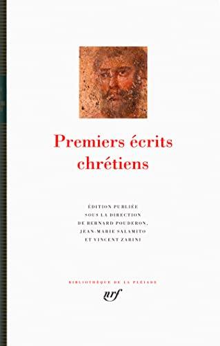 Premiers écrits chrétiens: Collectifs