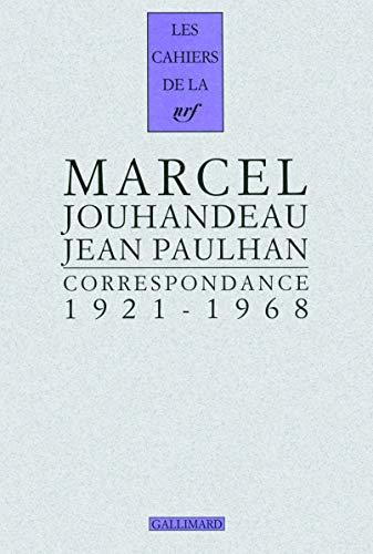 Correspondance (1921-1968).: JOUHANDEAU (Marcel) et
