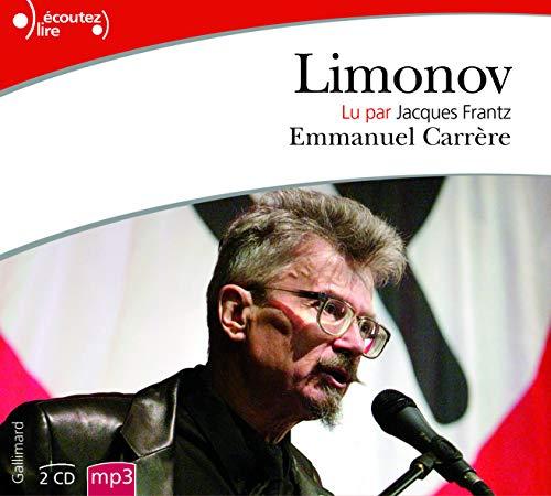 Limonov/Lu Par Jacques Frantz/2 Cds MP3 (French Edition) (2070136876) by Carrere, Emmanuel