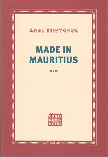9782070137244: Made in Mauritius