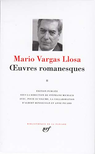 9782070137312: Œuvres romanesques (Tome 2)
