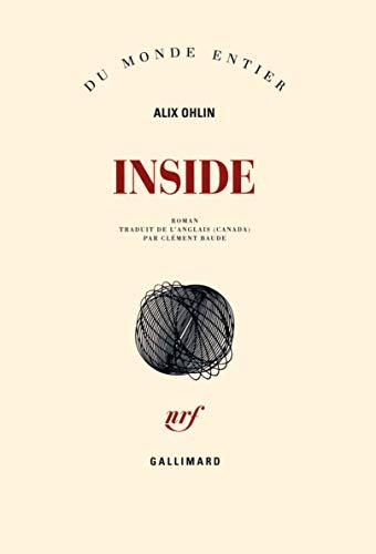 Inside: Alix Ohlin