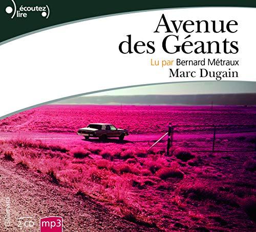 AVENUE DES GÉANTS 2CD MP3: DUGAIN MARC