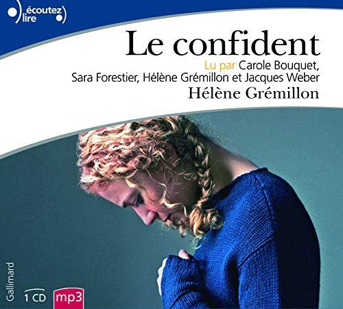 CONFIDENT (LE) 1CD MP3: GRÉMILLON HÉLÈNE