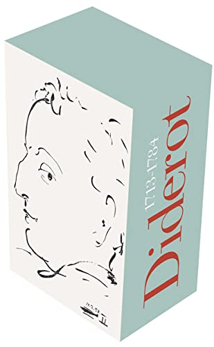 9782070141340: Contes et romans ; OEuvres philosophiques ; Album Diderot - coffret [Bibliotheque de la Pleiade] (French Edition)