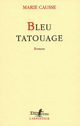 9782070143177: Bleu tatouage